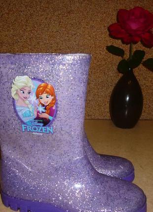 Шикарні гумачки для дівчинки frozen