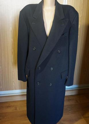Крутое, брендовое,шерстяное,мужское пальто