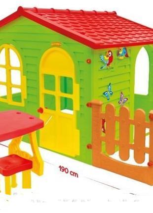 Детский садовый домик MOCHTOYS. Польша. Ka7