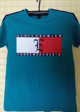 Классная мужская  футболка  турция