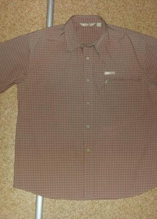 Трекинговая рубашка salewa