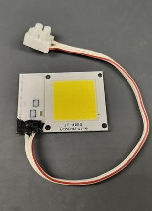 Светодиодная LED матрица 10W 220V теплое свечение