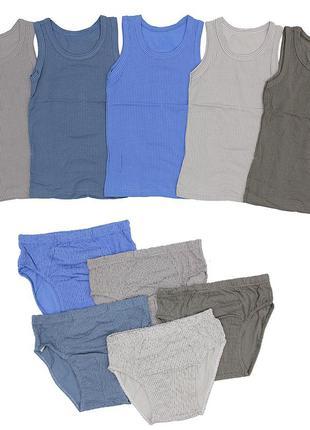 Комплекты нижнего белья doni для мальчиков 4-5 лет