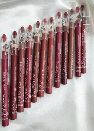 Набір олівців для губ 12 шт