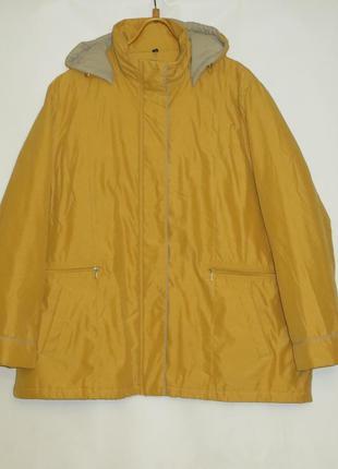 Демиcезонная куртка р.24