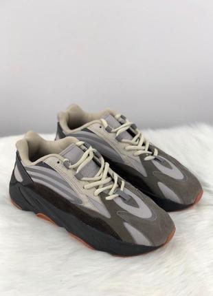 Adidas yeezy boost 700 kanye west v2 grey, мужские кроссовки а...