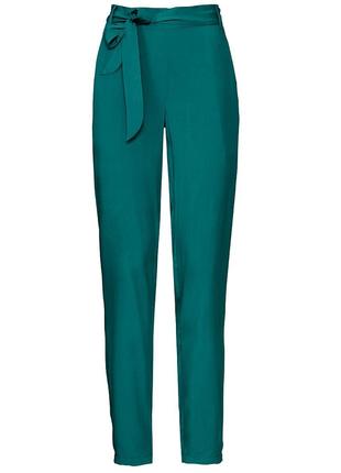 Легкие летние штаны esmara зеленые германия м 40 - 42 р.