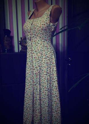 Платье 46 размер нарядное миди коктейльное  вечернее распродаж...