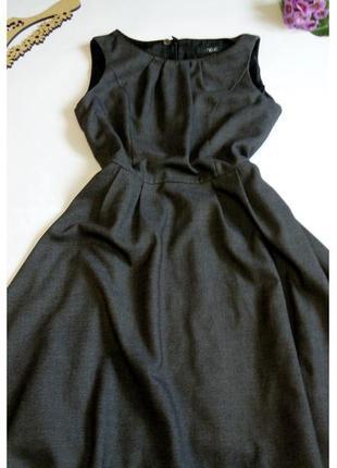 Платье миди 48 размер офисное нарядное распродажа top vip крутое