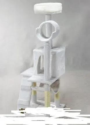 Когтеточка. Домик для кошек 132 см Pethaus. Польша. М