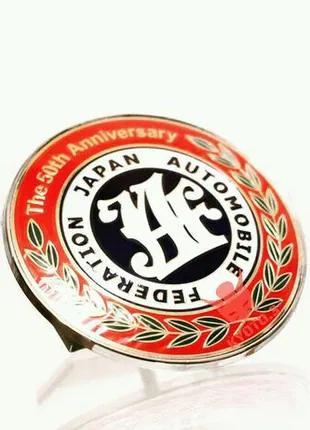 Эмблема шильдик JAF