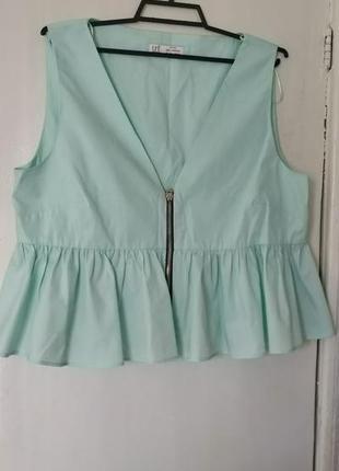 !продам новый женский летний топ блузу zara