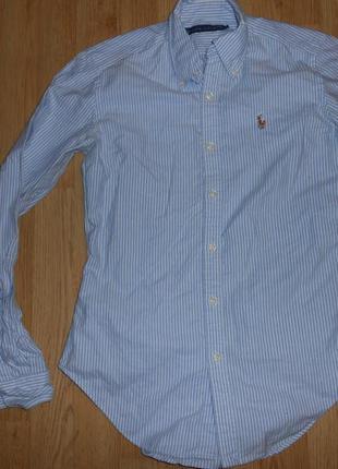 Рубашка на мальчика 13-14 лет