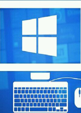 Установка/Переустановка оригионального Windows 10 8.1.