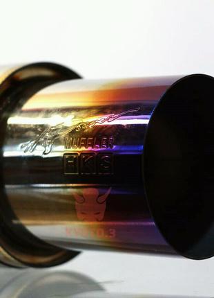 Глушитель прямоток HKS Made in Japan