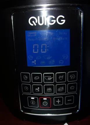 Мультиварка скороварка Quigg WK800 новая с Германии