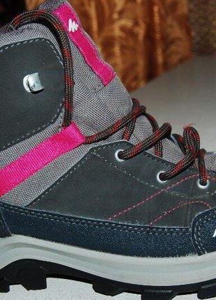 Деми ботинки quechua 35 размер