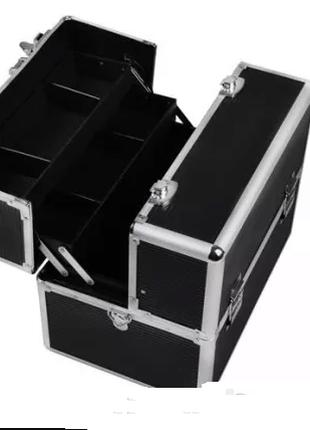 Бьюти-кейс бьюти сумка чемодан для косметики органайзер сумка сак