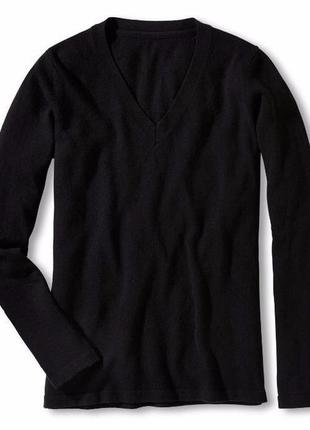 Пуловер с кашемиром tcm tchibo размер наш 46-48 и 54-56