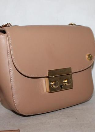 Актуальная кожаная дизайнерская сумка от kachorovska atelier 1...