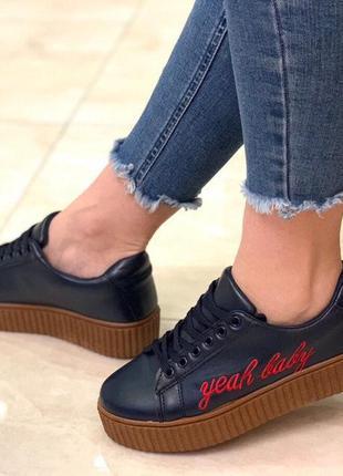 Отличные женские (подростковые) кроссовки